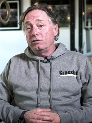 Greg Glassman người sáng lập CrossFit