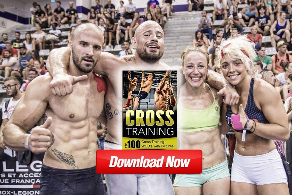 Ebook Top 100 Cross Training WOD's