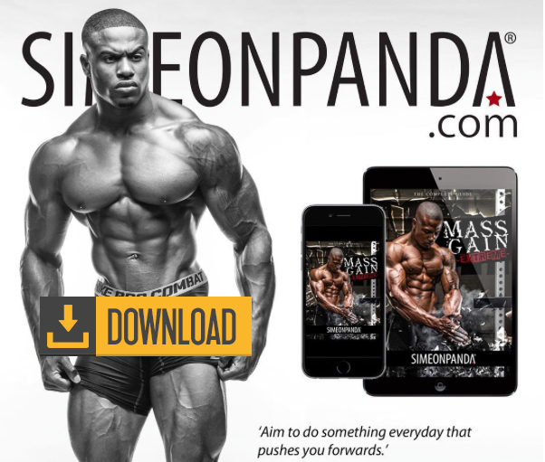 Mass Gain Simeon Panda - Ebook Free