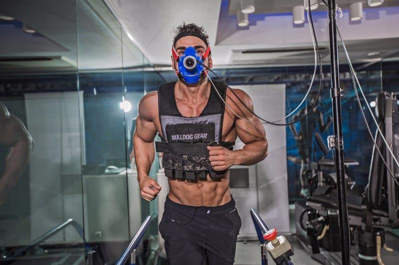 Cường độ tập luyện càng cao, cơ càng phải chịu nhiều áp lực hơn