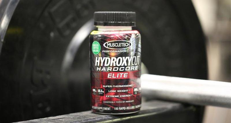 Hydroxycut là một trong những sản phẩm nổi tiếng nhất của Muscle Tech