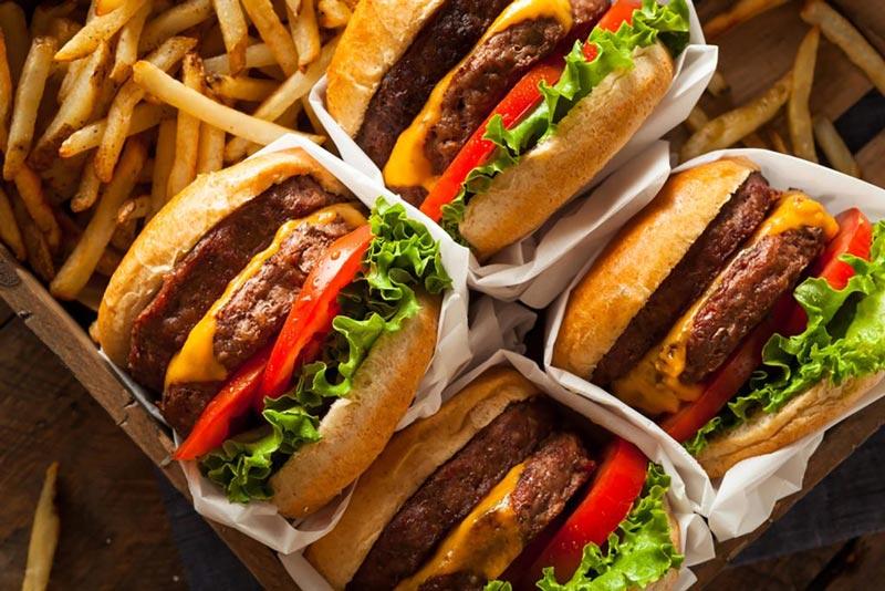 Fast food không giúp duy trì thể trạng khỏe mạnh lâu dài.