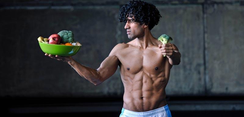 nam giới ăn chay trường nên bổ sung Vitamin B12