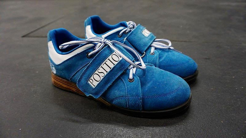 Position-USA-Weightlifting-Shoes