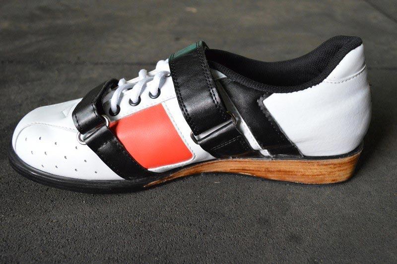 Liftingshoes-Wood-Heel