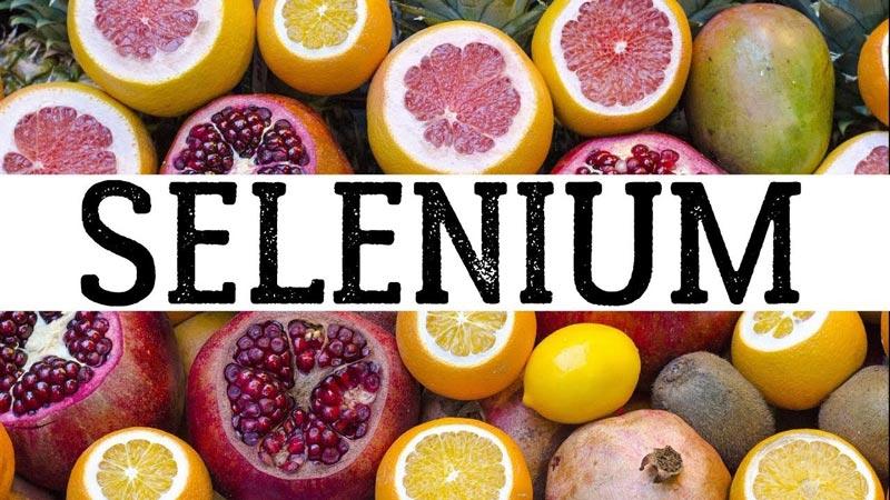 Sử dụng các loại thực phẩm bổ sung Selenium