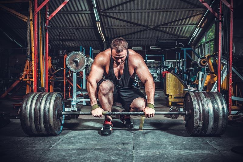 Weightlifter có nên sử dụng giầy weightlifting