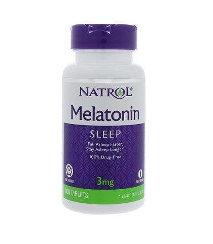 Melatonin sẽ giúp bạn dễ dàng đi vào giấc ngủ