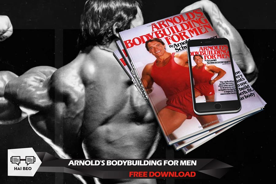 Ebook Arnold's Bodybuilding for Men