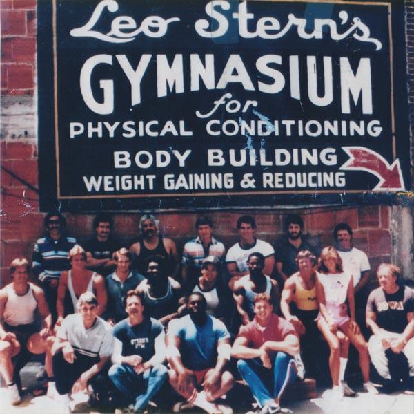 Stern's là phòng tập sinh ra rất nhiều huyền thoại