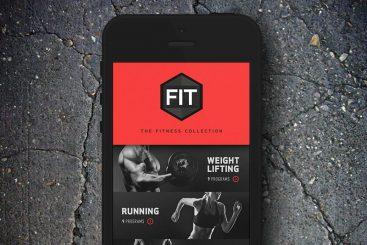 ứng dụng sức khỏe fitness