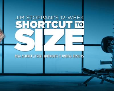 Shortcut to Size – Jim Stoppani ( Tiếng Việt )
