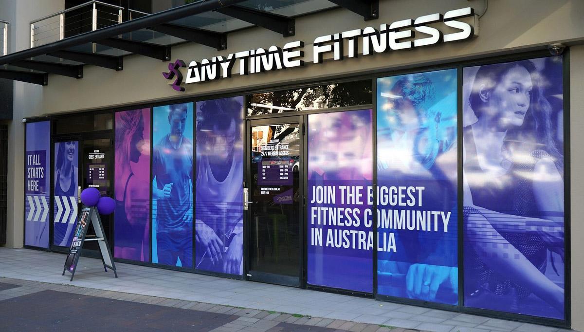 Anytime Fitness là 'Doanh nghiệp nhượng quyền top 1 thế giới'