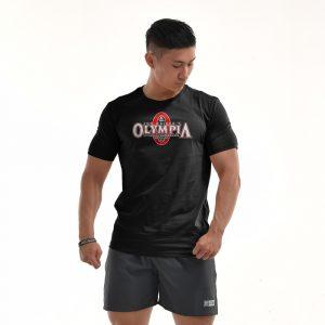 T shirt Mr Olympia 2018 - Black