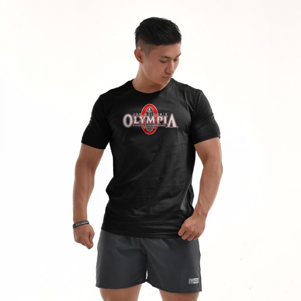 T shirt Mr Olympia 2018 - Black