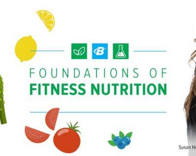 Khóa học nền tảng dinh dưỡng trong tập luyện ( Tiếng Việt )