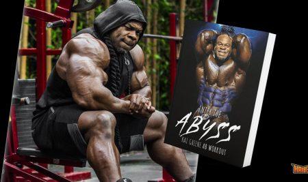 Enter The Abyss – Chương trình tập bụng của Kai Greene