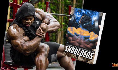 Build World Holder Shoulders – Chương trình tập vai Kai Greene