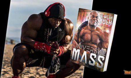 Universal Mass – Chương trình 6 tuần tăng cơ Kai Greene
