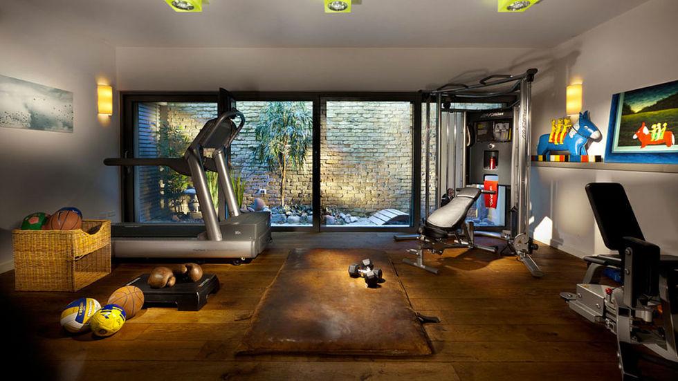 Việc sở hữu một phòng tập gym tại nhà có thể là một giải pháp hiệu quả đối với rất nhiều người