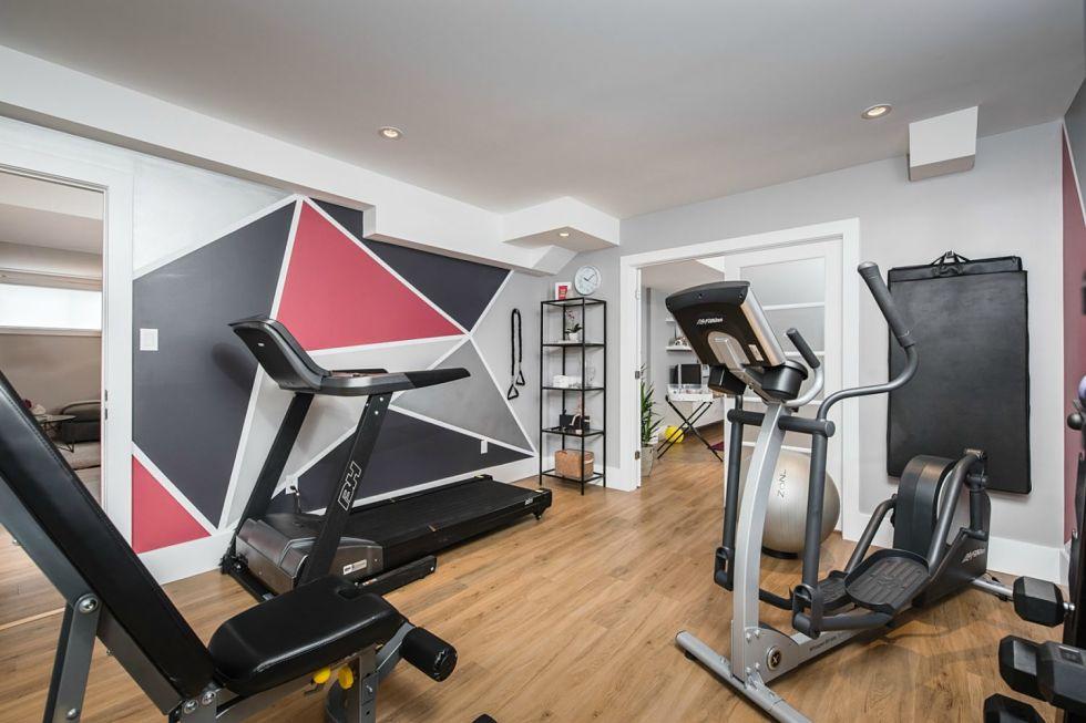 Phòng gym tại nhà đem lại cho người dùng những lợi ích ưu việt