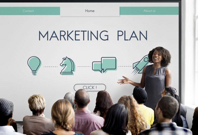5 bước thiết lập một kế hoạch Marketing