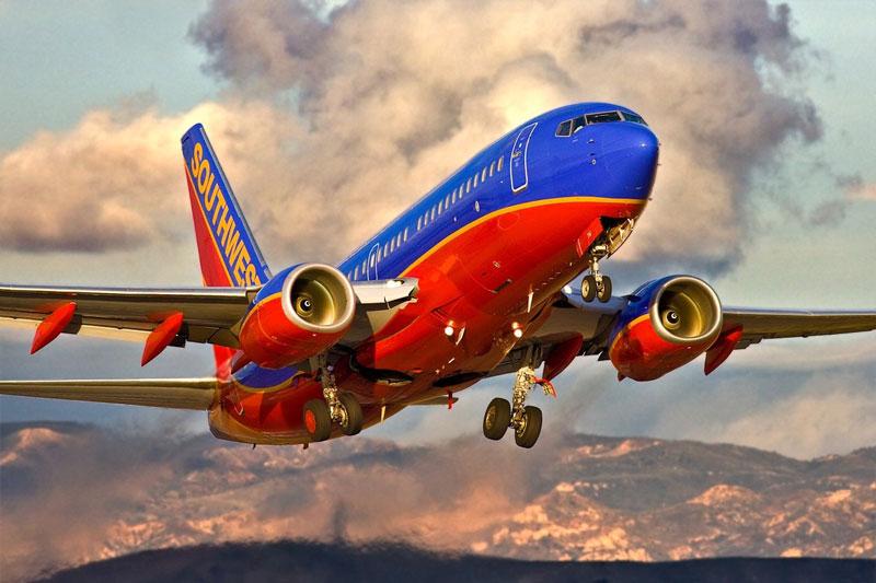 Southwest Airlines là một trong số những thương hiệu đáng tin cậy nhất trên thế giới.
