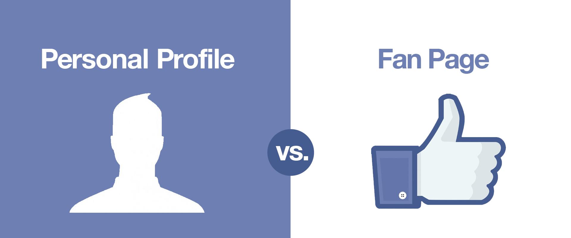 Nên làm thương hiệu cá nhân trên Page hay Profile?