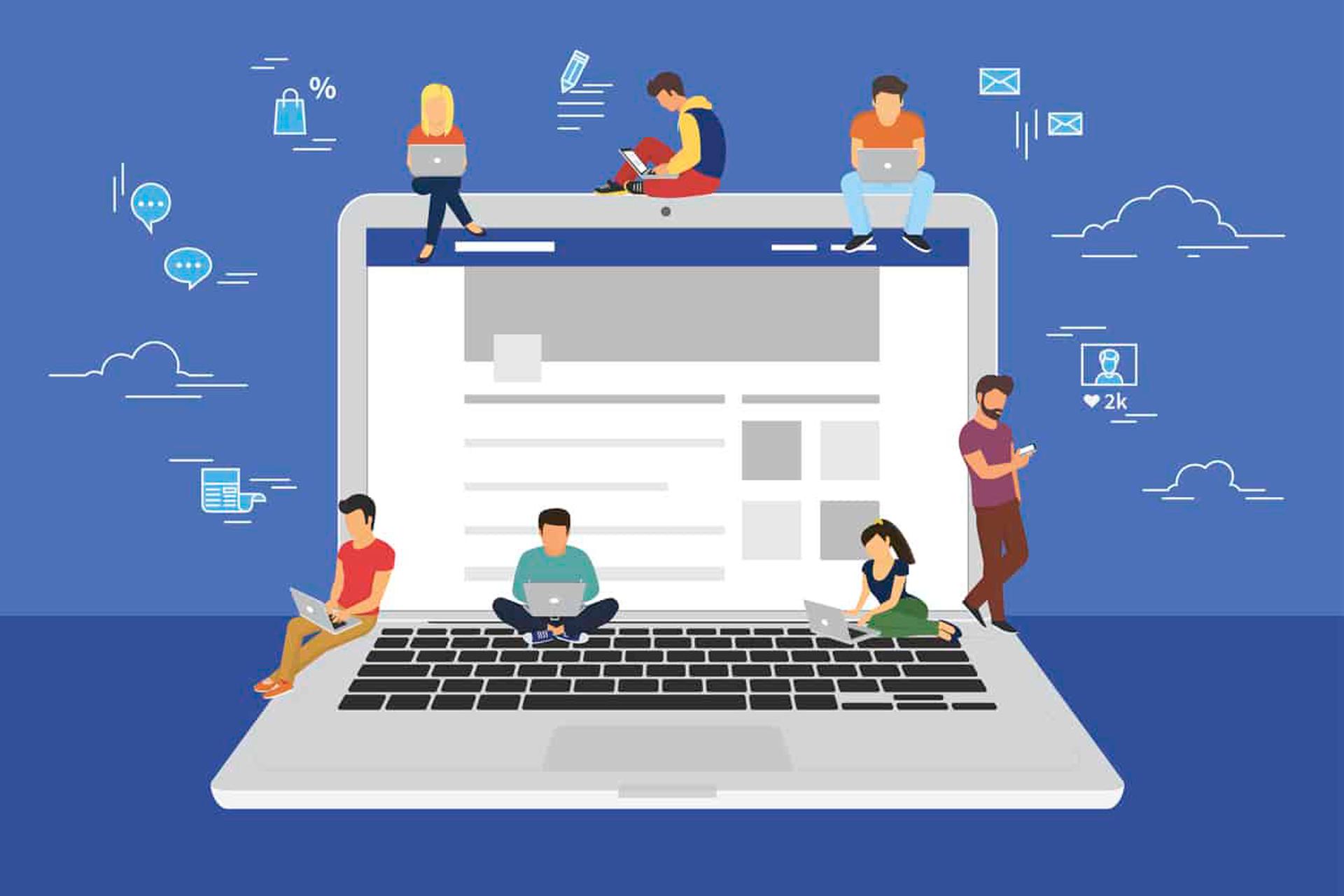Profile giúp việc kết nối với những người cùng chí hướng sẽ dễ dàng hơn